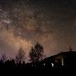 Centrum Galaxie z Polonín II