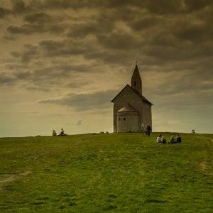 relax pri kostolíku