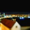 Bratislava in night