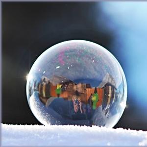 bublina a ja...