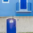 Za modrými dverami