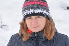 Ajka v zime