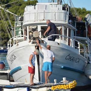 rybari z Kukljice