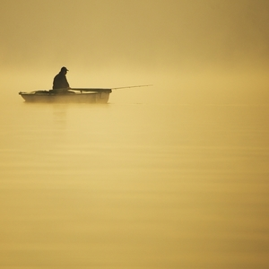 ráno na rybách