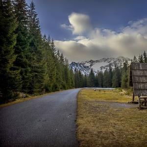 ticho v doline
