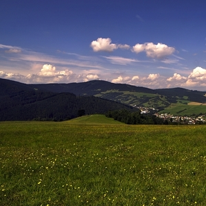 Oravská priehrada + Magurka