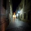 Ulica tichá, ulica pustá ...