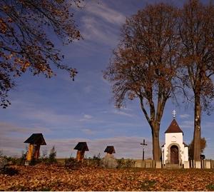 Oravská jeseň...