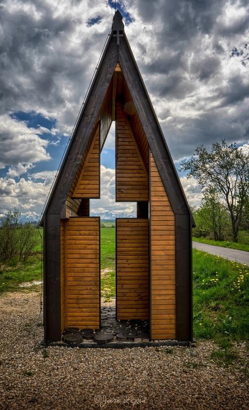 Tatry v kríži