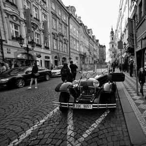 v Pražských uliciach