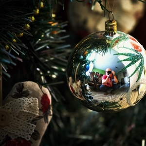 Vianočný duch ...
