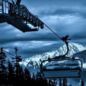 Ski sezóna Spálená - Roháče