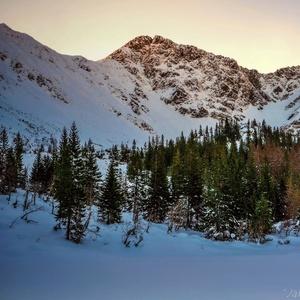 horské ráno