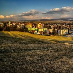mestečko v Jarnom šate