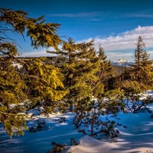 zima pod Pilskom