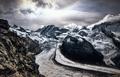 Švajčiarske ľadovce
