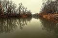 Vianočný Malý Dunaj