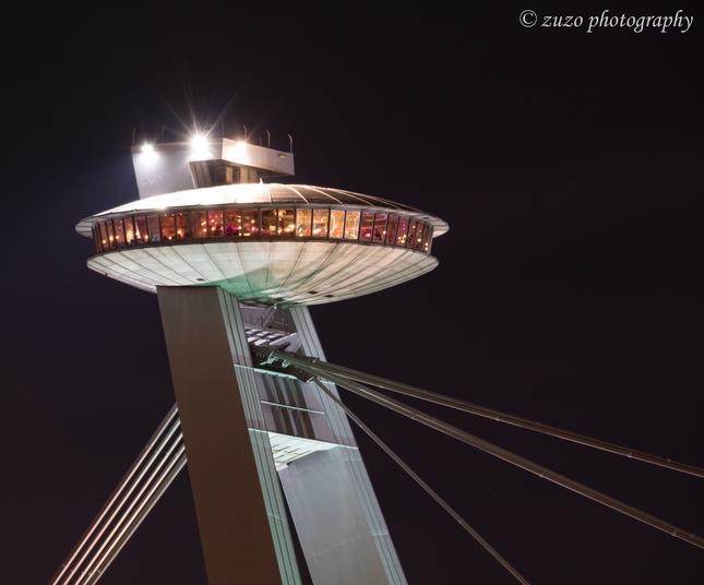 Most SNP v noci