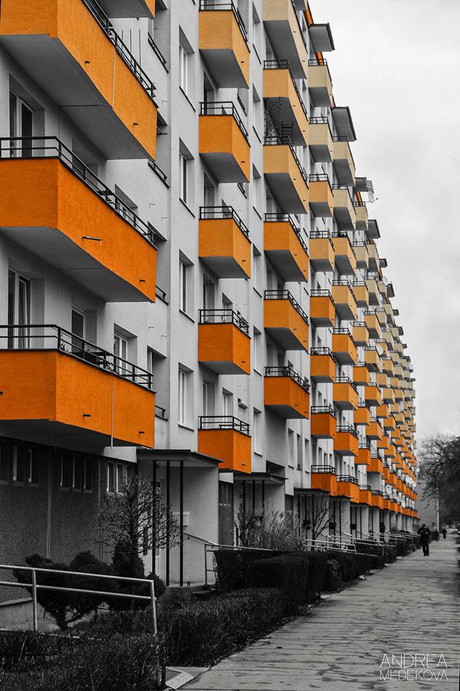 Oranžová vlna