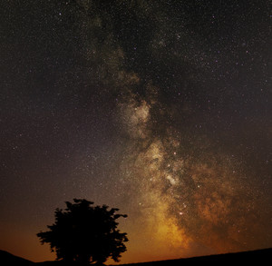 Mliečna Cesta - Rieka Hviezd