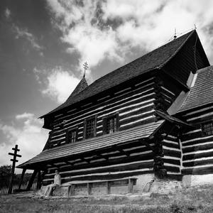 Kostolík v Brežanoch
