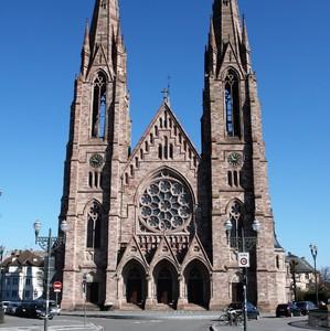 Kostol sv. Pavla v Štrasburgu