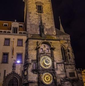 Orloj v Prahe