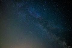 Mliečna dráha nad Breznom IV