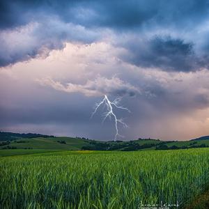 Večerná búrka
