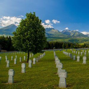 Cintorín pod Tatrami