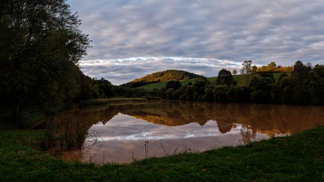 na rybníku 2