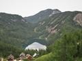 V horách nad jezerem