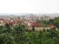 Ubrečená neděle v Praze
