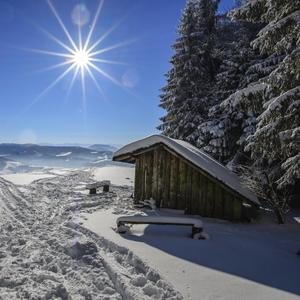 Zima na Javorovom