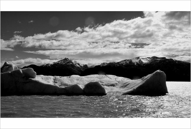 ledová planeta ...