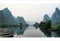 ... na řece Li