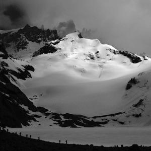ve vysokých horách ...