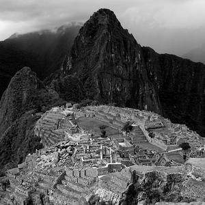 ztracené město Inků ...