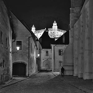 Nočné siluety