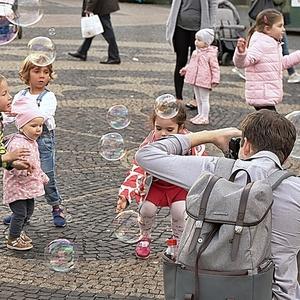 Kúzelné bubliny
