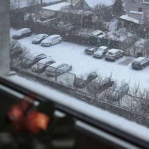Návrat zimy ?
