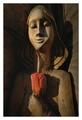 Dievča s ružou