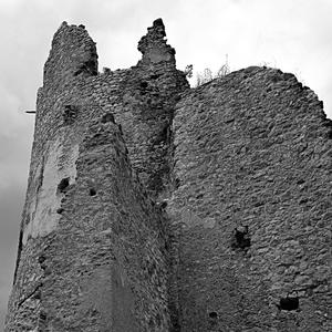 Ruiny Blatnického hradu