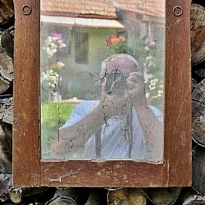 Chalupový autoportrét ?