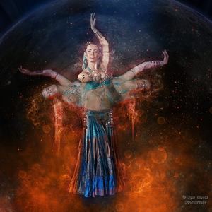 Seléna bohyňa mesiaca