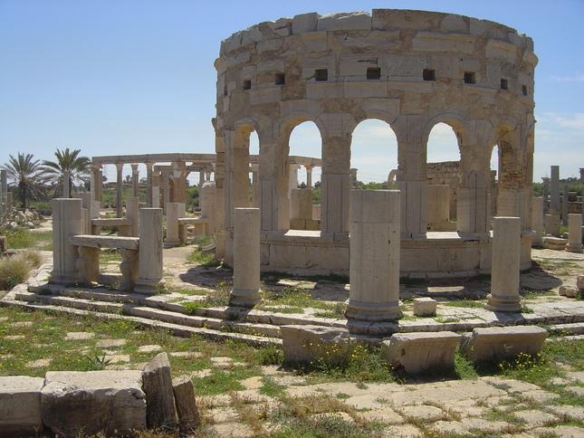 Leptis Magna,Lýbia