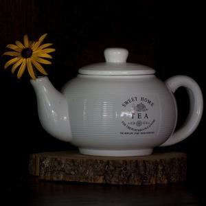 Rozkvitnutý čajník