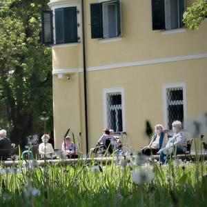 Pandémia v domove dôchodcov