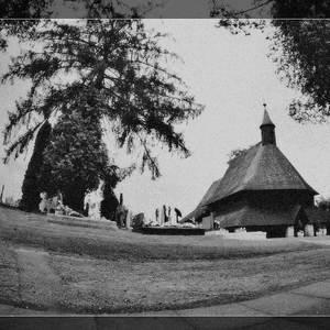 Drevený kostolík v Tvrdošíne