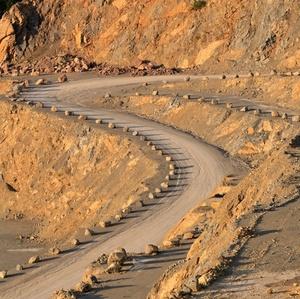 Diaľnica na Marse